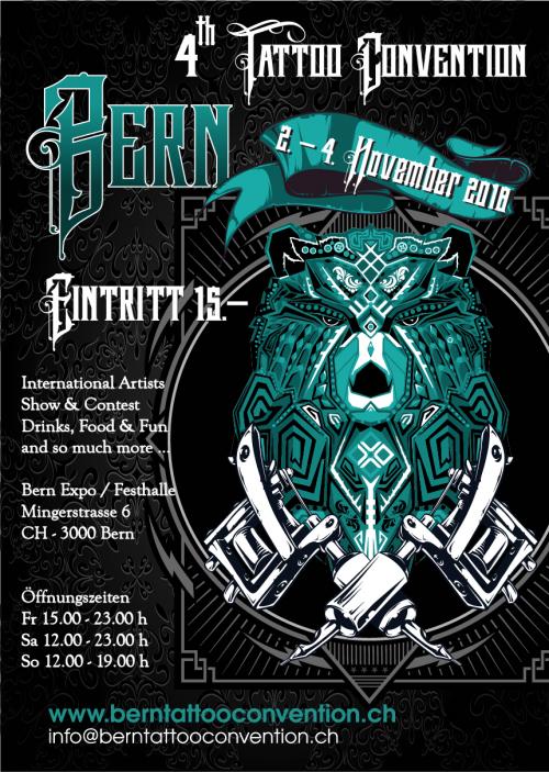 Bern tattoo convention