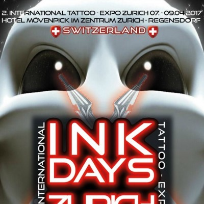Ink days tattoo convention