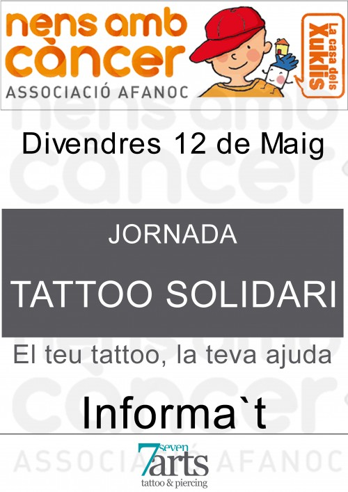 Jornada de tattoo Solidario