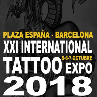 Barcelona Tattoo Expo 2018