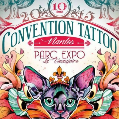 Nantes tattoo convention