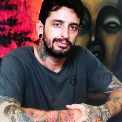 Artista Invitado: Ganso Galvão