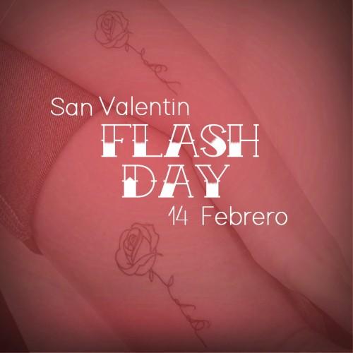 Flash Day San Valentin
