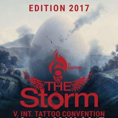 The storm tattoo convention