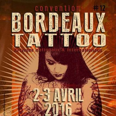Bordeux Tattoo Convention