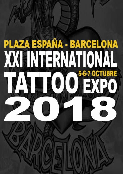 Barcelona Tattoo Expo 2018