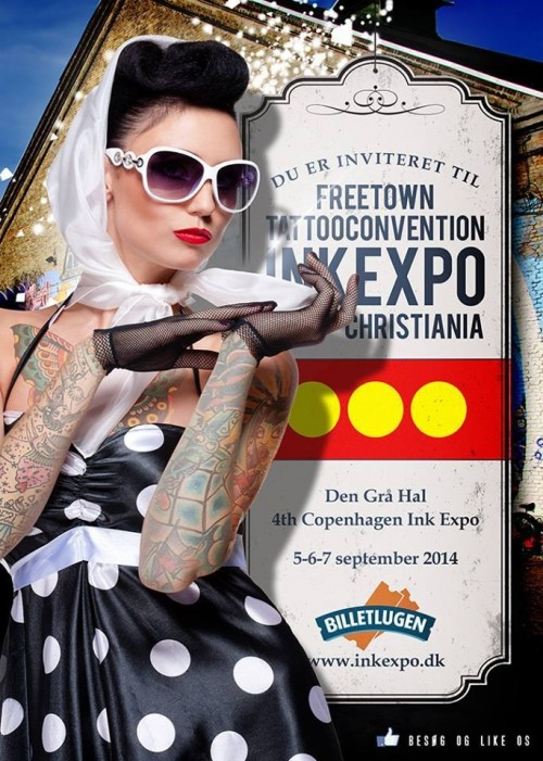 Freetown tattoo convention