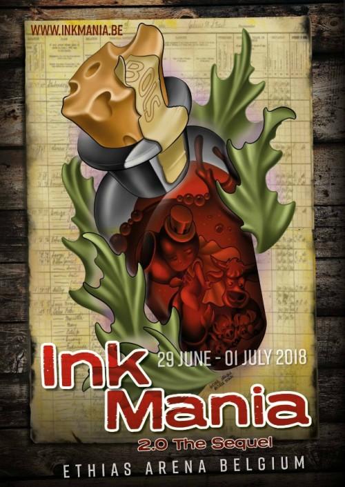 Ink Mania.